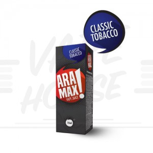 Classic Tobacco 10ml eliquid by Aramax - eLiquids / eJuices