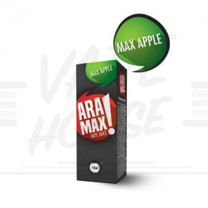 Max Apple 10ml eliquid by Aramax - eLiquids / eJuices