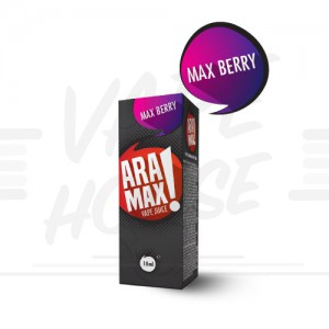 Max Berry 10ml e-šķidrums no Aramax - E-Šķidrumi