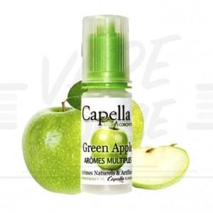 Green Apple 10ml Koncentrāts no Capella Flavors - Kokteiļu Bārs