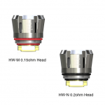 HW M/N Series Coil Heads by Eleaf - Replacement Coil Heads