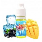 Cassis Mangue (Blackcurrant Mango) Extra Fresh 10ml Concentrate by Fruizee eliquids