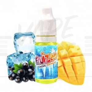 Cassis Mangue (Blackcurrant Mango) Extra Fresh 10ml Concentrate by Fruizee eliquids - DIY Mixing Supplies