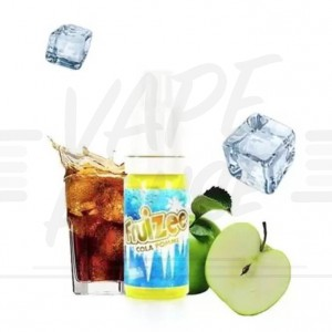 Cola Pomme (Apple cola) Extra Fresh 10ml Concentrate by Fruizee eliquids - DIY Mixing Supplies