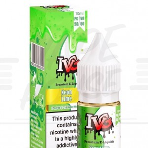 Neon Lime NS 10мл Готовая Жидкость от IVG eliquids - Готовые Жидкости