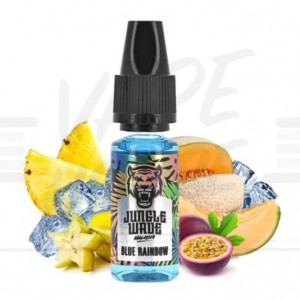 Blue Rainbow 10ml Koncentrāts no Jungle Wave - DIY Maisīšanas Piederumi