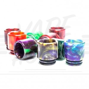 510 Dual Rings Epoxy Resin Replacement Drip Tip - Parts & Accessories