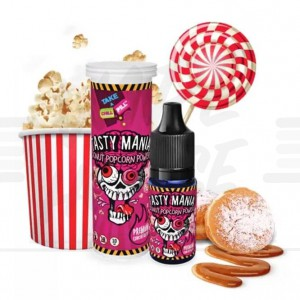 Tasty Mania Donut Popcorn Power 10ml Concentrate by Vape Chill Pill - DIY Mixing Supplies