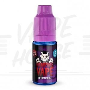 Heisenberg 10мл Готовая Жидкость от Vampire Vape - Готовые Жидкости