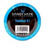 Wire Kanthal A1 30ft by Vandy Vape - Wires & Cotton